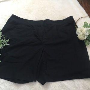 Lane Bryant Dress Shorts